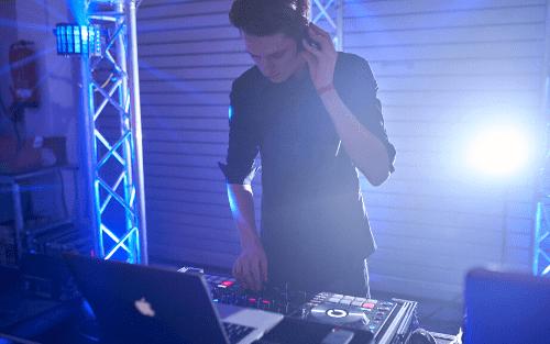 DJ-Service mit Zufriedenheitsgarantie